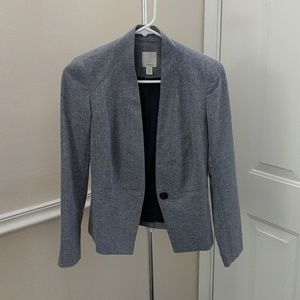 Halogen Peplum Suit Jacket